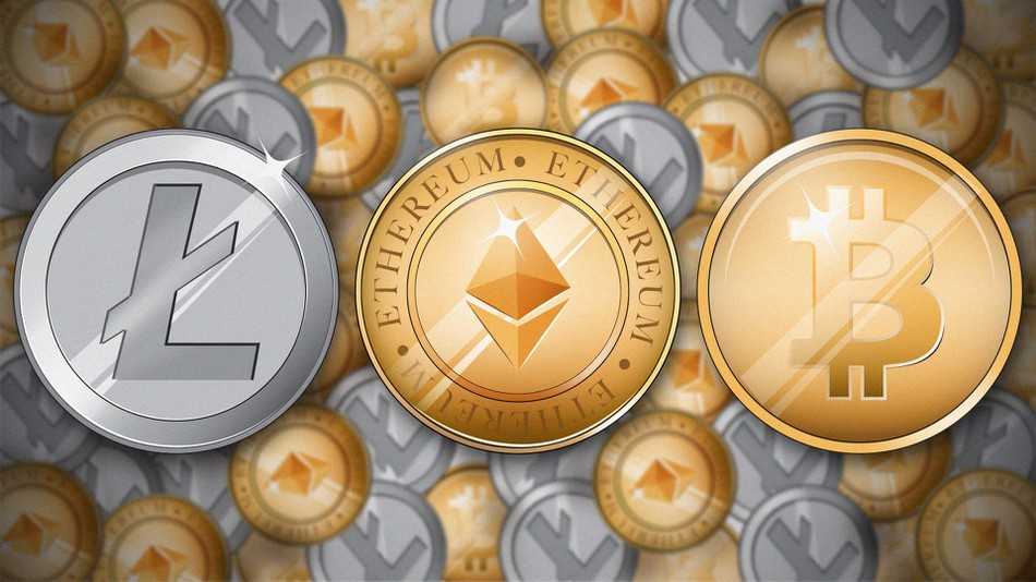 Bitcoin Ethereum Litcoin Criptomonedas Cryptocurrencies